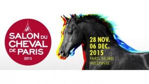 salon du cheval Paris 2015